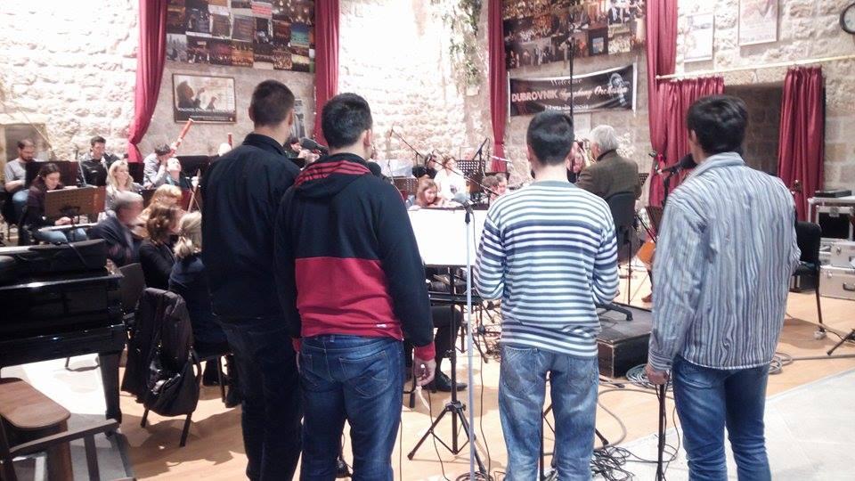 Kaše i Orkestar